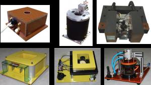 Намагничивающие устройства для постоянных магнитов