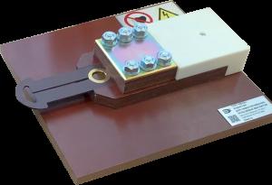 В КБЭА разработали и отгрузили заказчику индуктор для намагничивания постоянных магнитов