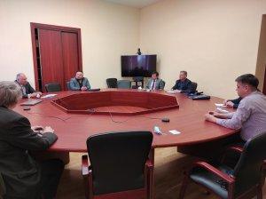 КБЭА на деловой встрече с СПбГМТУ