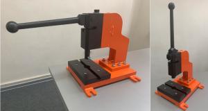 Пресс механический ручной рычажный ПТК-01